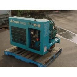 Kellogg Compressor. 25 HP